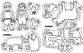 making learning fun  early learning printables