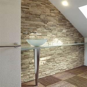 Naturstein Wandverkleidung Wohnzimmer : verblender quarzit rustica m naturstein baumaterial ~ Michelbontemps.com Haus und Dekorationen