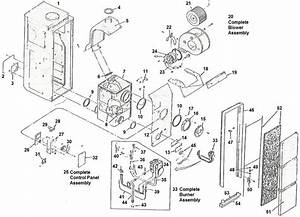 Mobile Home Intertherm Furnace Parts Diagram   44 Wiring