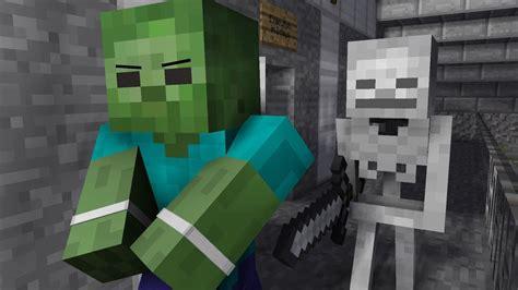zombie minecraft animation