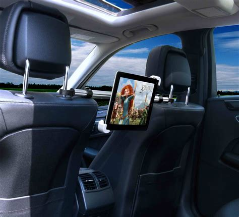 ivapo ipad headrest mount car seat review