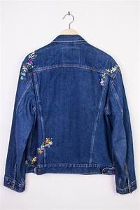 Jean Jacket Back - Coat Nj