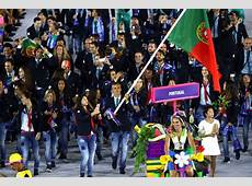 2016 Rio Olympic Parade of Nations The Best Tom + Lorenzo