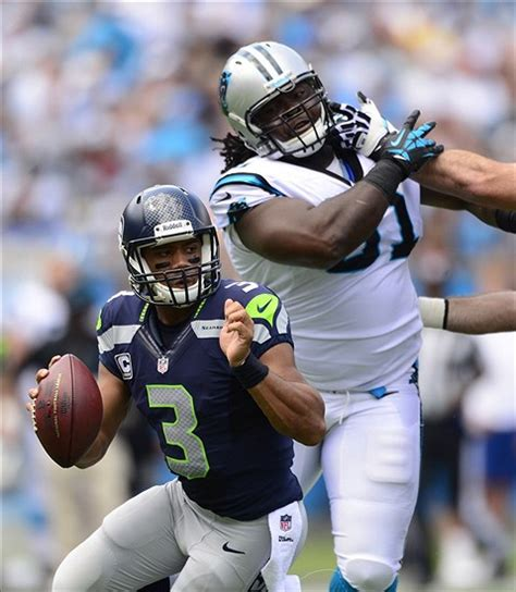 panthers lose   seahawks   defensive battle