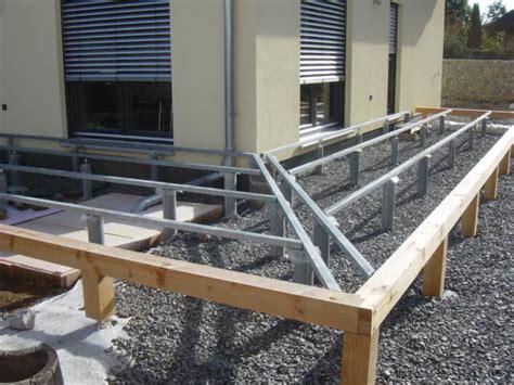 aufbau wpc terrasse planung aufbau und fertigstellung einer l terrasse