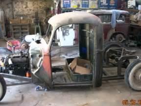 Rat Rod Truck Build