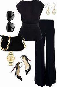 25 Sexy All-Black Outfits for Winter u2013 Winter Outfit Ideas   Styles Weekly