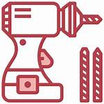 Drill Icon Icons