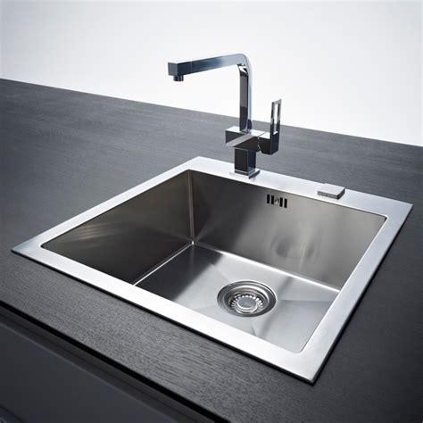 franke inset sink franke planar 8 pex 210 51 a inset sink w 50 5 d 50 5 cm