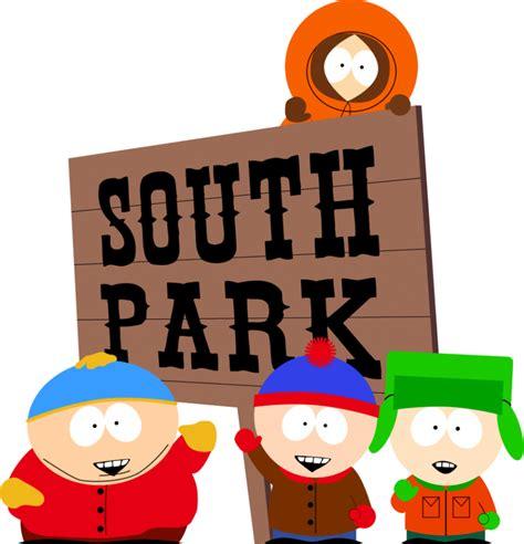 south park logo entertainment logonoidcom