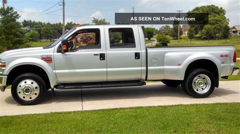 ford diesel 5 2008 ford f450 f350 lariat loaded dually powerstroke