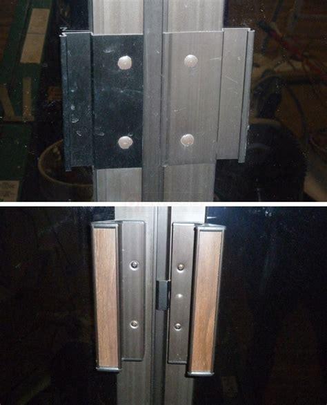 exterior lock for sliding patio door swisco