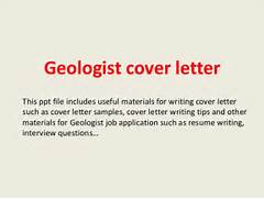 For Writing Cover Lettersuch As Cover Letter Samples Cove Cover Letter For Resume Geology Letter Example Geology Geologist Cover Letter For Resume Best Sample Geologist Cover Letter Sample Geologist Geologist Cover Letter Sample