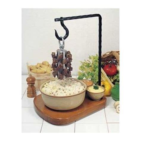 potence à viande masselotte cuisine 20cm bron coucke