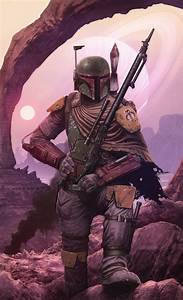 Boba Fett by Jedi-Art-Trick on DeviantArt