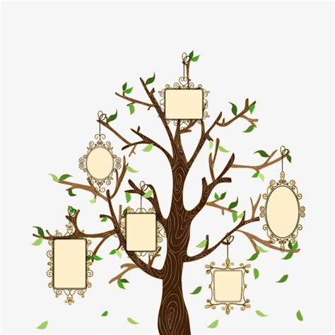 Cool Family Tree Template