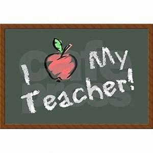 I Love My Teacher! Note Cards (Pk of 10) by yojay