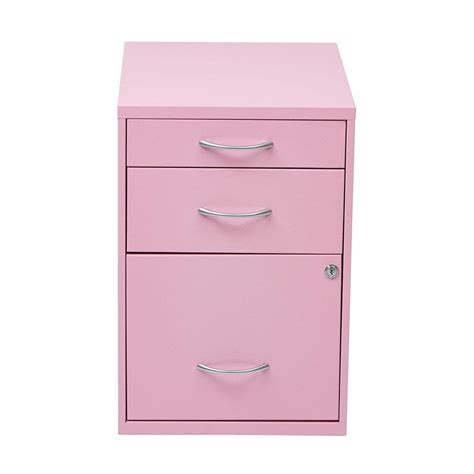 home depot file cabinets ospdesigns pink file cabinet hpbf261 the home depot
