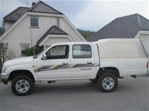 toyota hilux 4x4 diesel d occasion bretagne sesechauvin