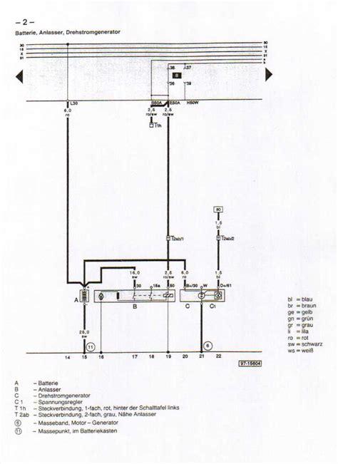 Clock Audi Wiring Diagram by B4 Audi 80 Wiring Diagrams
