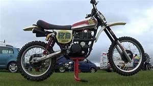 Some Classic Yamaha Dirt Bikes