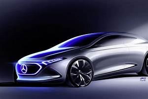 Mb Auto : mercedes benz concept eqa is the company s next showcase of mobility plans the verge ~ Gottalentnigeria.com Avis de Voitures