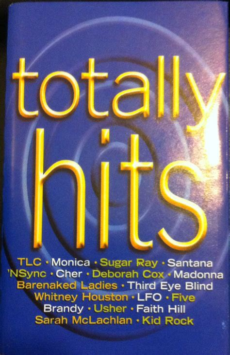Totally Hits (1999, Cassette) | Discogs