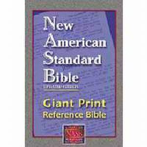 Extended product information for New american standard bible red letter edition