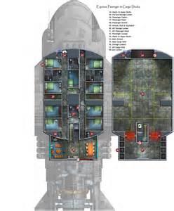 Equinox Deck Plans by Equinox Rpgnetwiki