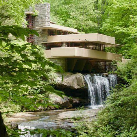 homes built into hillside frank lloyd wright 39 s fallingwater a building that bonds