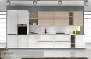 Cocina, Moderna
