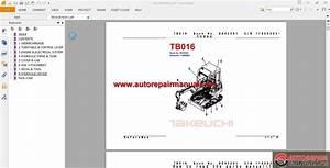 20 Fresh Takeuchi Tl130 Wiring Diagram