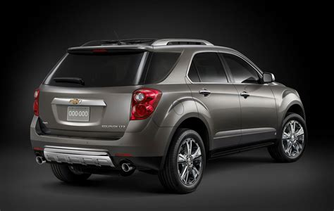 chevrolet equinox back 2012 chevrolet equinox review specs pictures price mpg