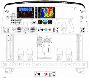 Precision Flight Controls  Inc  Technical Site   Mfd G1000 Cessna