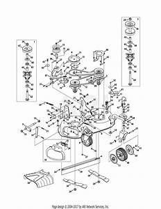 Troy Bilt 23aaaa8x711 Flex Mower  2015  Parts Diagram For