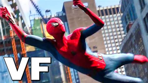 spider man   home bande annonce vf  youtube