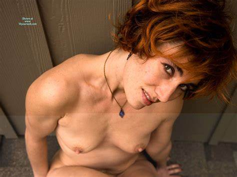 Perky Body Spycam Short Haired