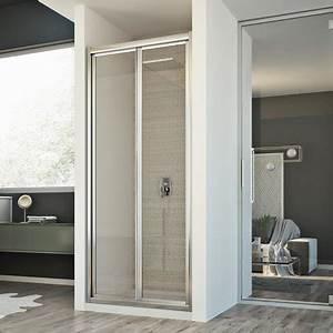 Porte De Douche Pliante : porte paroi douche h198 mod urban 1 porte pliante transparent ~ Melissatoandfro.com Idées de Décoration