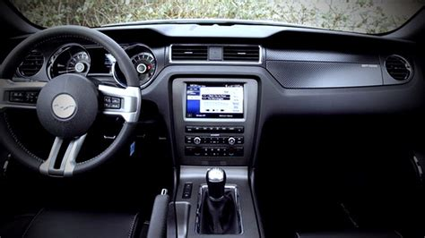 ford mustang interior accessories