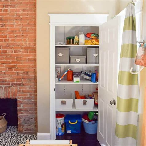 how to organize your kid s closet