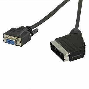 Kabel Rechnung : adapterkabel scart stecker vga kupplung 2m ~ Themetempest.com Abrechnung