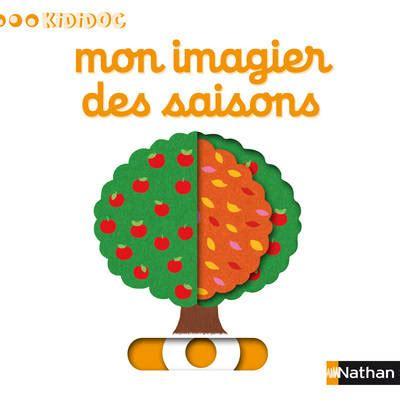brouillon de cuisine livre mon imagier des saisons nathalie choux nathan
