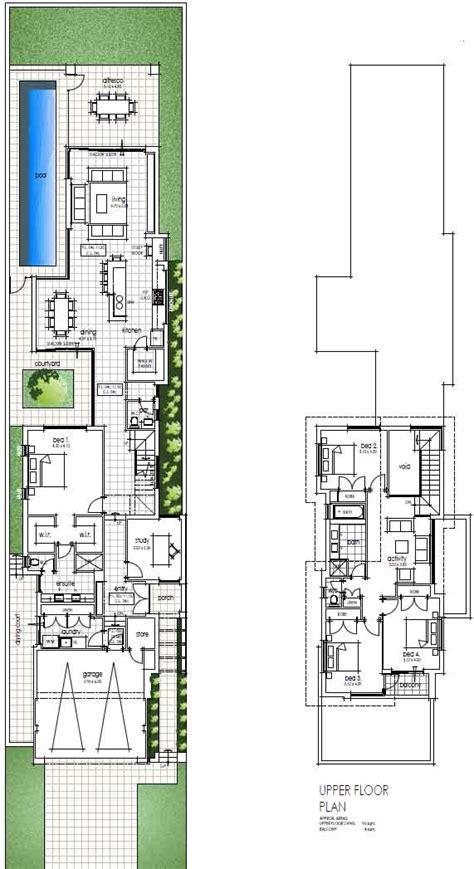nautical sensation sealight floor l narrow block house designs for perth wishlist homes