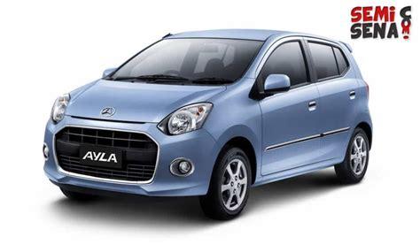 Review Daihatsu Ayla by Harga Daihatsu Ayla Review Spesifikasi Maret 2017