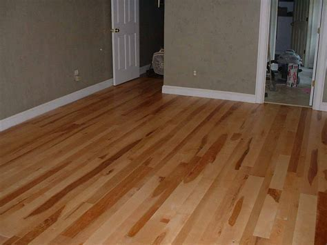 Timberknee, Ltd. Yellow Birch Flooring Gallery