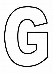 large letter g coloring pages sketch coloring page With large letter g