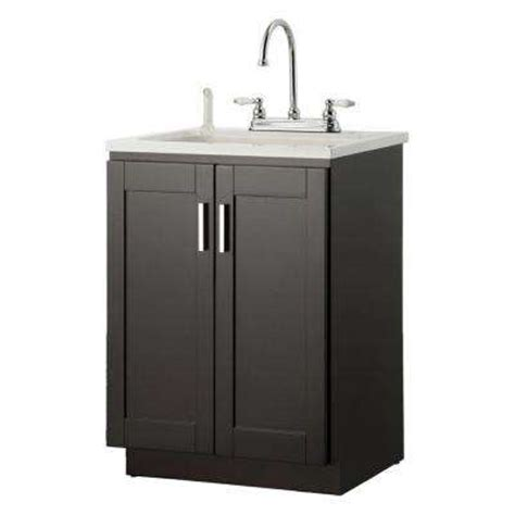 utility sink vanity foremost 4 up drop in self 11 17 400