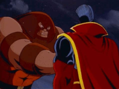 juggernaut  men  street fighter gif animations