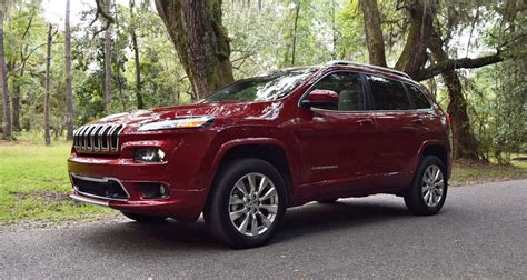 jeep cherokee overland   road test review