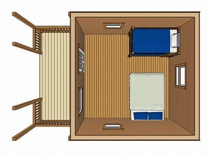 Cabin Pioneer Kits Cabins Kit Feet Low
